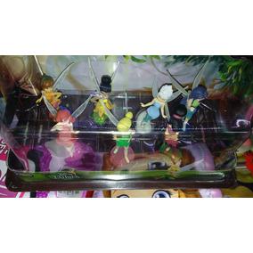 Coleccion De Figuras De Disney Store Hadas