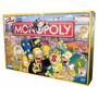 Juego De Mesa Monopoly The Simpsons Hasbro Art.9770