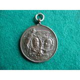 Antigua Medalla Campo De Mayo 1903 San Martín Militar