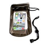 Capa, Case Para Iphone/smartphone A Prova Dágua - 3303