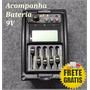 Captador Eq 5 Bandas - Violão Hoffman - Frete Grátis!