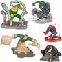 Set Figuras Disney De Spider Man (el Hombre Araña)