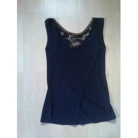 Blusa Para Mujeres Con Escote En Espalda