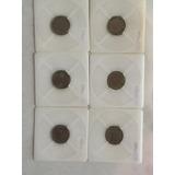 Vendo Lote De 6 Monedas De 1 Centavo Antiguas 1946