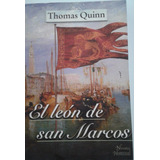 Libro-el Leon De San Marcos Tomas Quinn -ltk-34 -