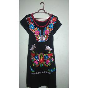Paquete De Vestido Bordado Mexicano S, M, L (6 Piezas)
