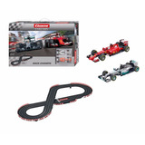 Pista Auto Slot Scalectric 1:32 Carrera F1 Race Champs