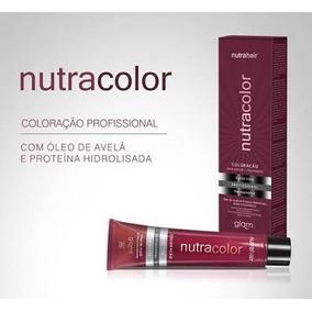 Coloracao Nutrahair Combo Com 10 Unidades Nutra Color