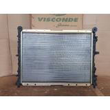 Radiador Tipo 1.6 93/97 Sem Ar-condicionado Visconde