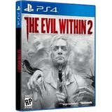 The Evil Within 2 Ps4 2da Lucmar Digital Games