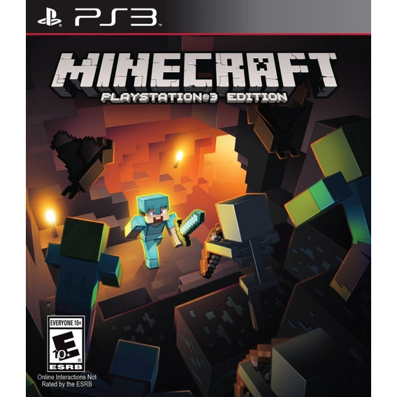 Minecraft Ps3 Digital Espa?ol || Entrega Inmediata!