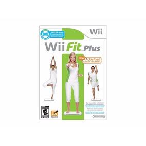 Wii Fit Plus Wii Nuevo