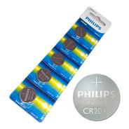 Pilas Cr 2032 - Mother, Balanzas... X5 U. Philips Castelar