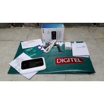 Multi-bam 4g Zte Mf910 Digitel Nuevo Con Su Chip Y Línea