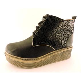 Botas Liquidación Zapatos Nenas Oferta Plataformas Borcegos