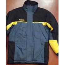 Campera De Nieve Ski Columbia Fire Ridge Termica Sellada