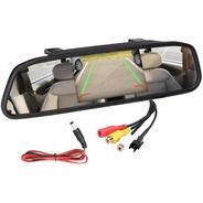 Espejo Retrovisor Monitor Guardtex P/ Camara Estacionamiento
