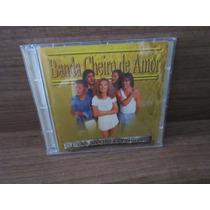 Cd - Banda Cheiro De Amor - Coleção Obras-primas - Original