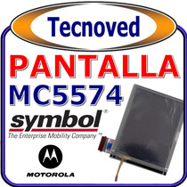 Pantalla Codigo Barras Motorola Mc5540 Con Instalacion