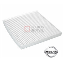 Filtro Ar Condicionado Cabine Nissan March Fb1113