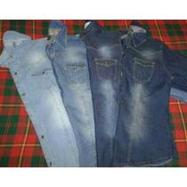 Camisa De Jeans Dama Talles Especiales