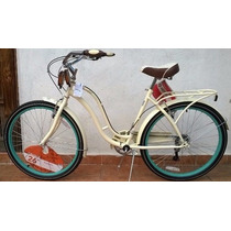 Bicicleta Schwinn Vintage Urbana Clásica Retro Aluminio 26