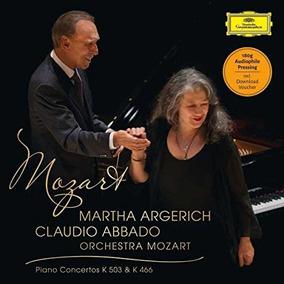 Vinilo : Martha Argerich - Piano Concerto No 25 & No 20