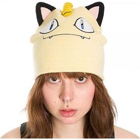 Bioworld Pokemon Meowth Cara Grande Paño Grueso Y Suave De