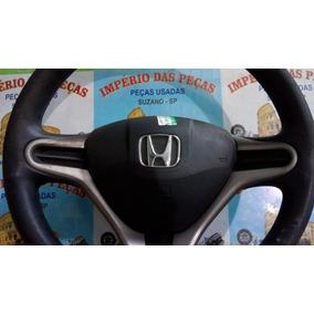 Volante Com Ar Bag Honda Civic Lx 2009