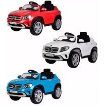 Auto Camioneta A Bateria Mercedez Benz 12v Mp3 Luces Musica