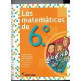 Los Matemáticos 6 - Santillana
