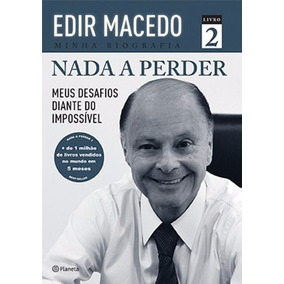 Livro Nada A Perder - Livro 2