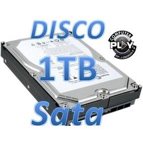 Disco Duro 1tb Tera Byte Pull 3.5 7200rpm Sata2 Pc * Tienda