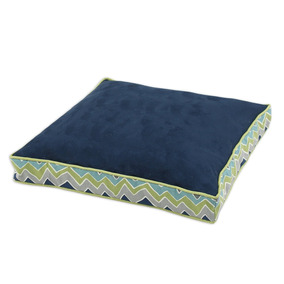 Brite Ideas Living Passion Suede See Saw Boxed Pet Bed, 23 B