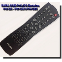 Controle Remoto Philips Rc2514/01 Fw-d5-fw-c870- Fw-c85