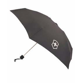 Paraguas Compacto Victorinox Negro 31370801