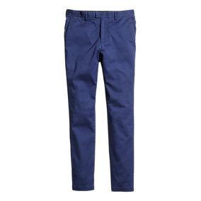 Pantalon Chino H&m Skinny Fit Slim Fit Zara Burgues Garcia