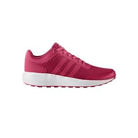 adidas Zapatillas Running Mujer Cf Race Rosa/blanco