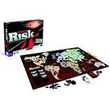 Juego Risk Hasbro Estrategia De Guerra Mejor Que El Teg