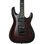 Guitarra Eléctrica Sgr By Schecter C1 Fr, Nogal Satinado