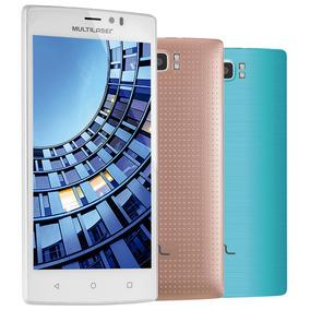 Celular Smartphone Multilaser Ms60 P9006 Branco-dual Chip,4g