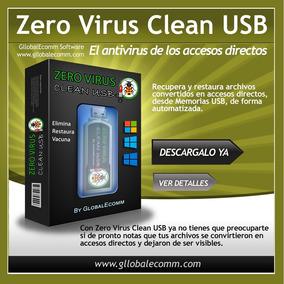Elimina El Virus De Los Accesos Directos En Usbs, Recupera