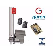 Kit Motor Portão Eletrônico Basculante Bv Speed Garen 1/3