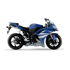 Miniaturas Papel Modelismo Moto Yamaha Yz R1