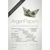 Libro Argenpapers De Santiago O