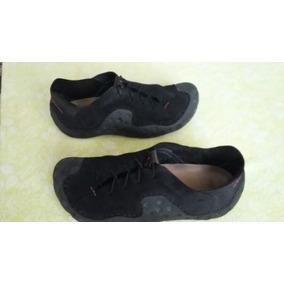 Clarks Calzado Cuero Color Negro Talla: 44 Puro Cuero
