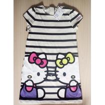 Vestido De Niña Ropa Importada Marca H&m Hello Kitty Carters