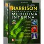 Libro ( Harrison ) Medicina Interna. 2 Tomos + Dvd.