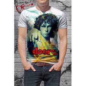 Camiseta Rock The Doors Jim Morrison (cm-063)