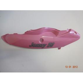 Rabeta Lado Esquerdo Jonny 50cc ( Rosa Ou Preta )